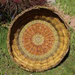 Veľký kôš na drevo
