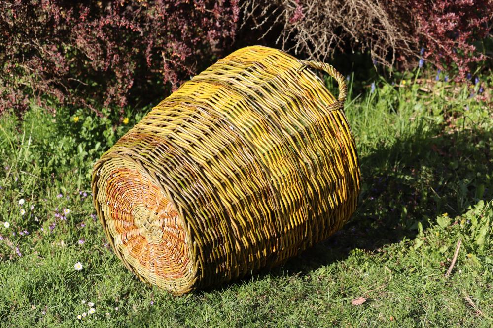 Big Log Basket